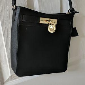 Michael Kors genuine Saffiano crossbody purse